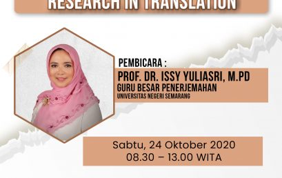 Research in Translation