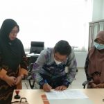 Kerjasama dengan Prodi Pend. Bahasa Inggris Unviersitas Lampung