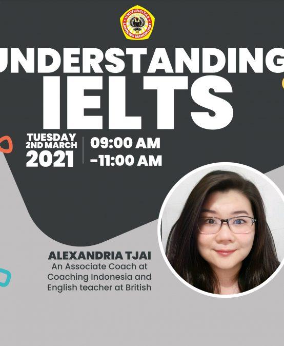"""""""Understanding IELTS"""""""
